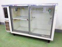 ホシザキ テーブル型冷蔵ショーケース RTS-120MTB 219L