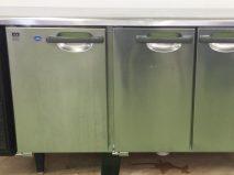 ホシザキ 業務用テーブル形冷凍冷蔵庫 RFT-150PTE1 2012年製 動作OK 台下冷凍冷蔵庫