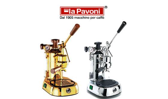 La Pavoni(パヴォーニ)