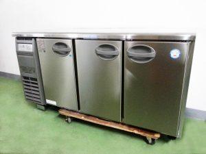 フクシマ 業務用台下冷凍冷蔵庫 YRC-151PM2-E コールドテーブル