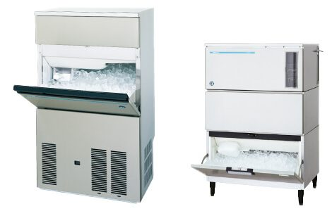 ホシザキの全自動製氷機