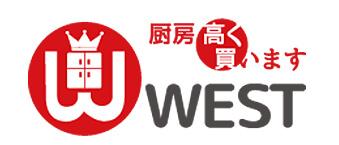 厨房westのロゴ