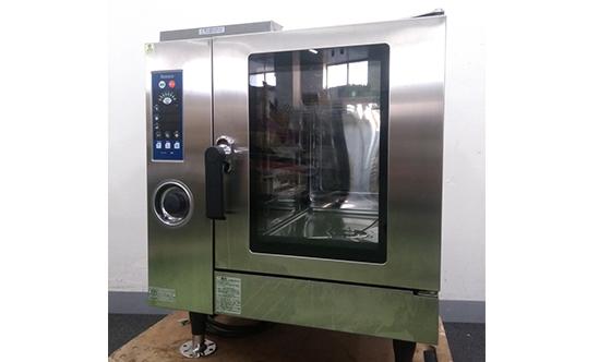ダイワ冷機のスチームコンベクションオーブン