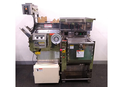 リッチメンの製麺機