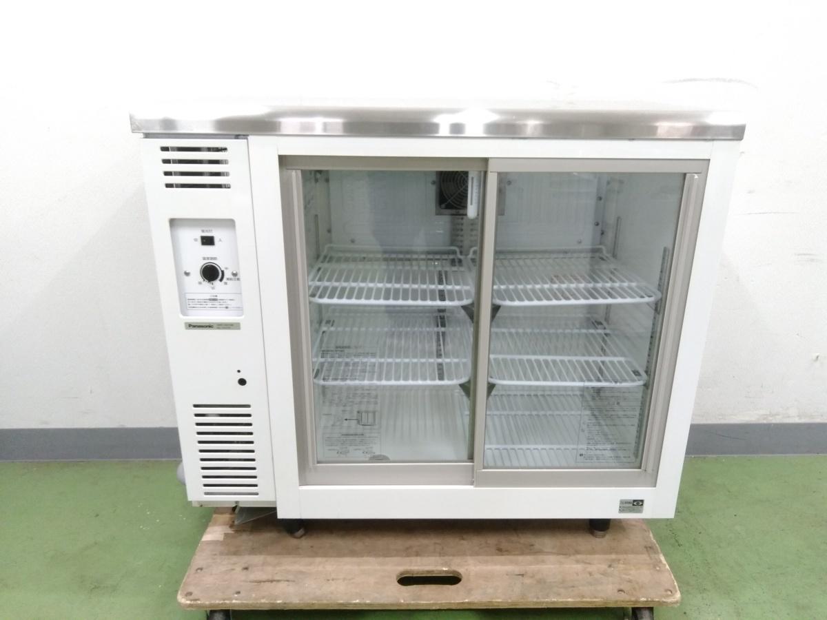 パナソニックの冷蔵ショーケース